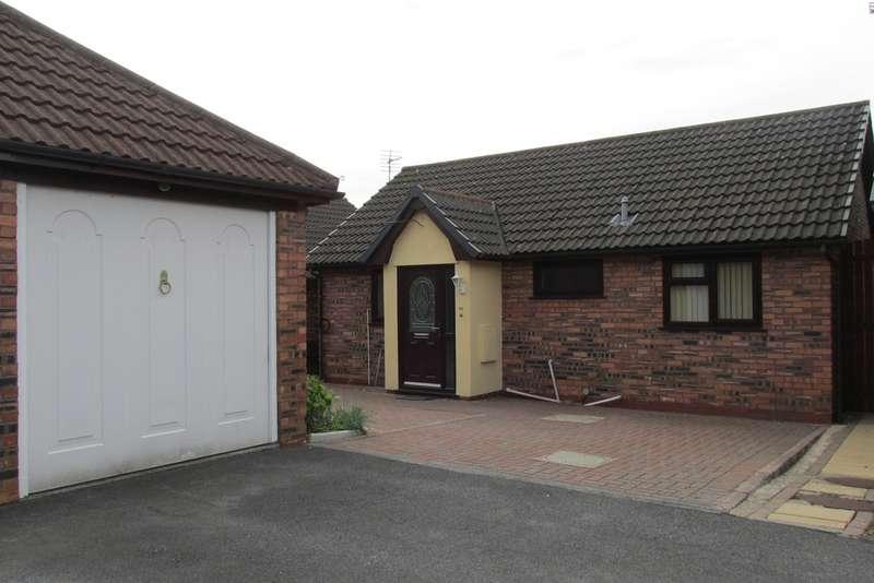 2 Bedrooms Detached Bungalow for sale in Llys Gwyn Faen, Gorseinon, Swansea