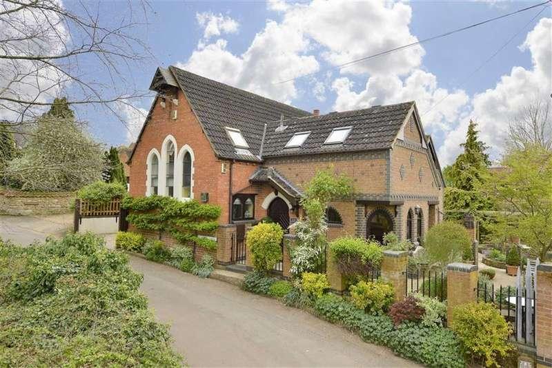 3 Bedrooms Detached House for sale in School Lane, Denford