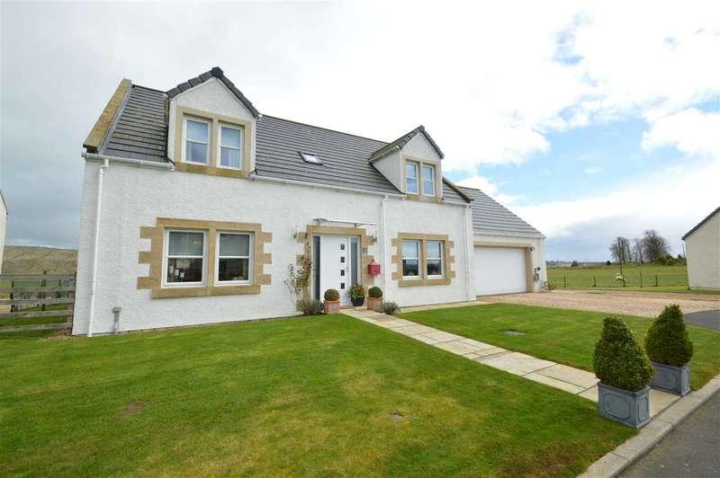 5 Bedrooms Detached House for sale in Greenacres, Muirhouse Steadings, Lanark