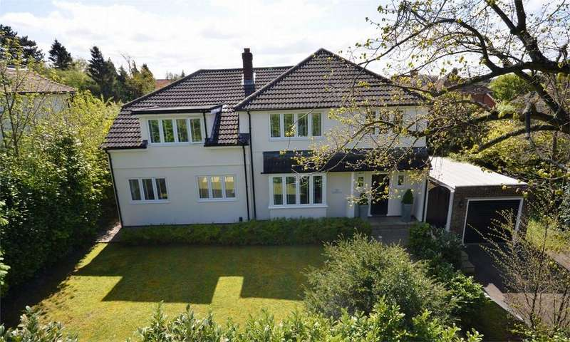 5 Bedrooms Detached House for sale in 2a Thorn Grove, Bishop's Stortford