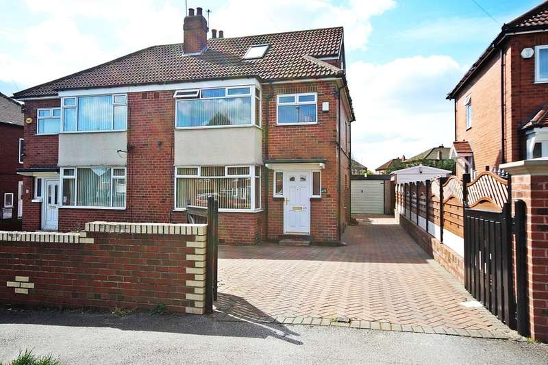 4 Bedrooms Semi Detached House for sale in Ring Road, Crossgates, Leeds, LS15