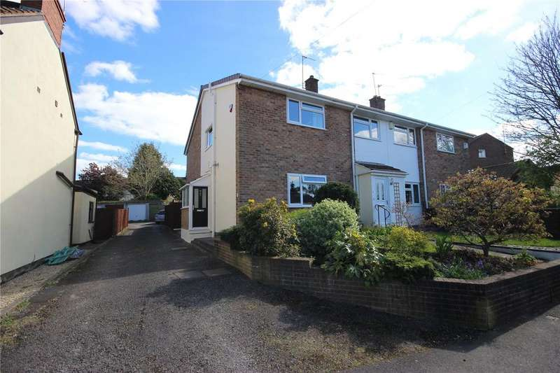 3 Bedrooms End Of Terrace House for sale in Charlton Lane, Brentry, Bristol, BS10