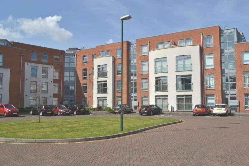 2 Bedrooms Flat for rent in 21 Nazareth Court, Lenton, Nottingham