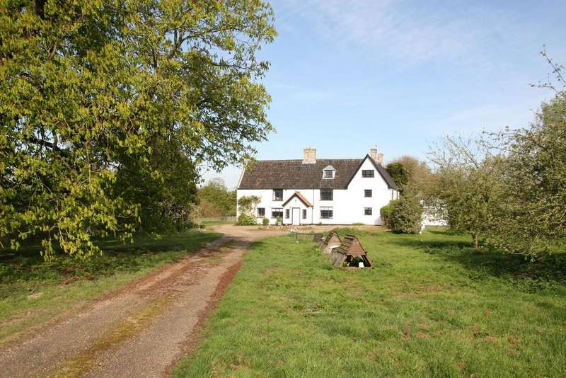 6 Bedrooms Farm House Character Property for sale in St Margaret South Elmham, Nr Bungay