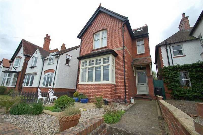 4 Bedrooms Detached House for sale in Underdale Road, Shrewsbury