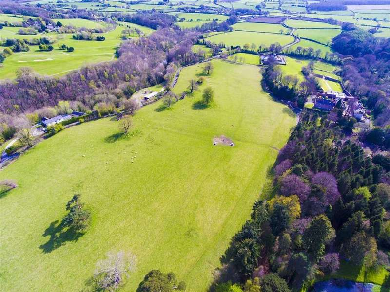 Land Commercial for sale in Downing Road, Whitford, Holywell