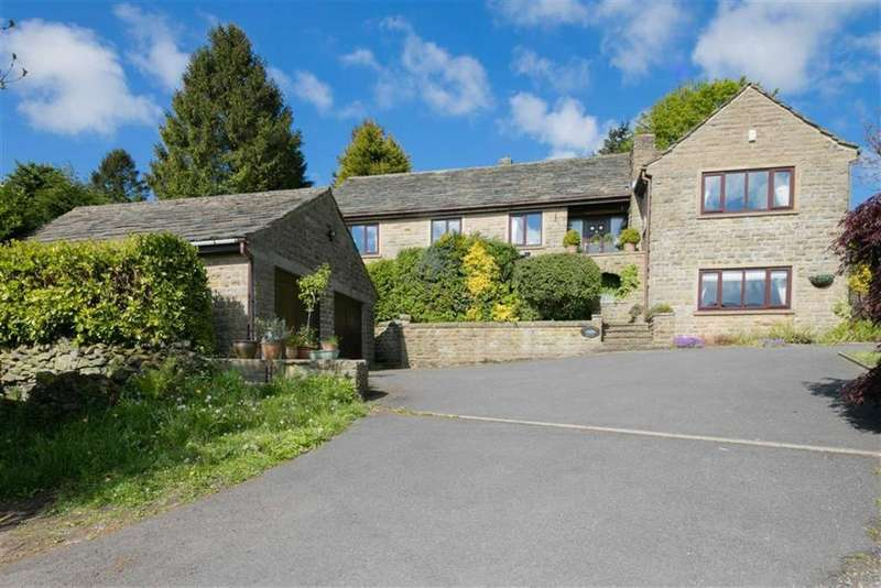 5 Bedrooms Detached House for sale in Stonebank House, Ashover Road, Littlemoor, Chesterfield, Derbyshire, S45