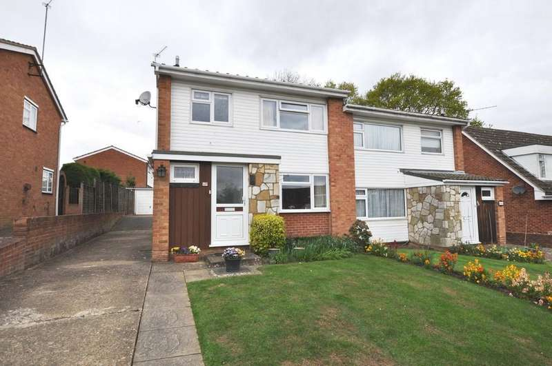 3 Bedrooms Semi Detached House for sale in Broadacres, Guildford
