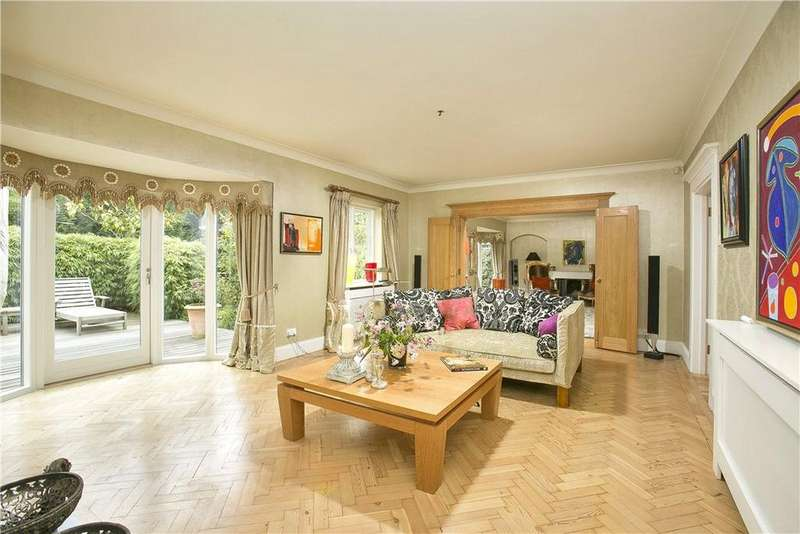 7 Bedrooms Detached House for sale in Sandpits Road, Richmond, TW10