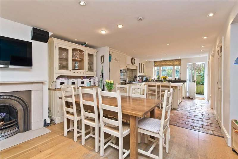 5 Bedrooms Semi Detached House for sale in Friars Stile Road, Richmond, TW10