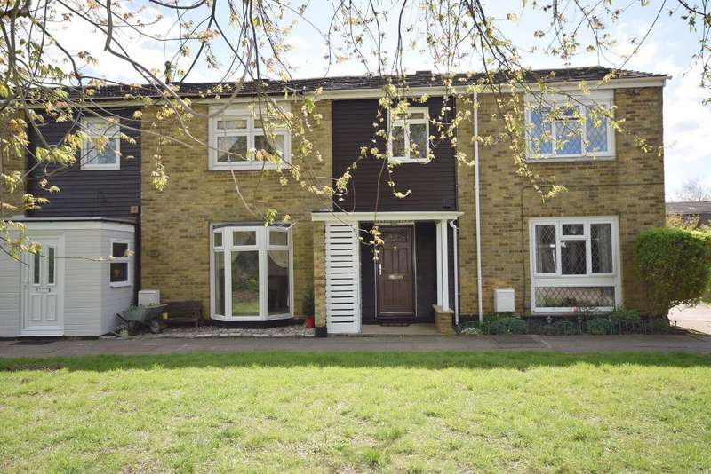 3 Bedrooms End Of Terrace House for sale in The Maples, Harlow, Essex, CM19 4QZ