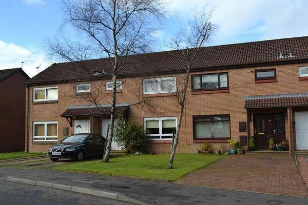 2 Bedrooms Terraced House for sale in 20 Fortieth Avenue, Whitehills, East Kilbride, G75 0SS