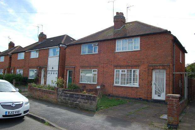 3 Bedrooms Semi Detached House for sale in Kingston Avenue, Wigston Fields, Leicester, LE18