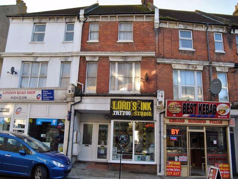 2 Bedrooms Apartment Flat for sale in London Road, Bexhill on Sea, TN39