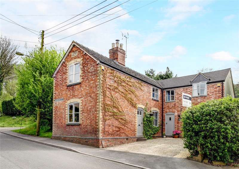 4 Bedrooms Detached House for sale in Woodmancote, Dursley, Gloucestershire, GL11