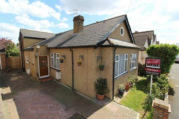 5 Bedrooms Detached House for sale in Townsend Road, Ashford, Middlesex