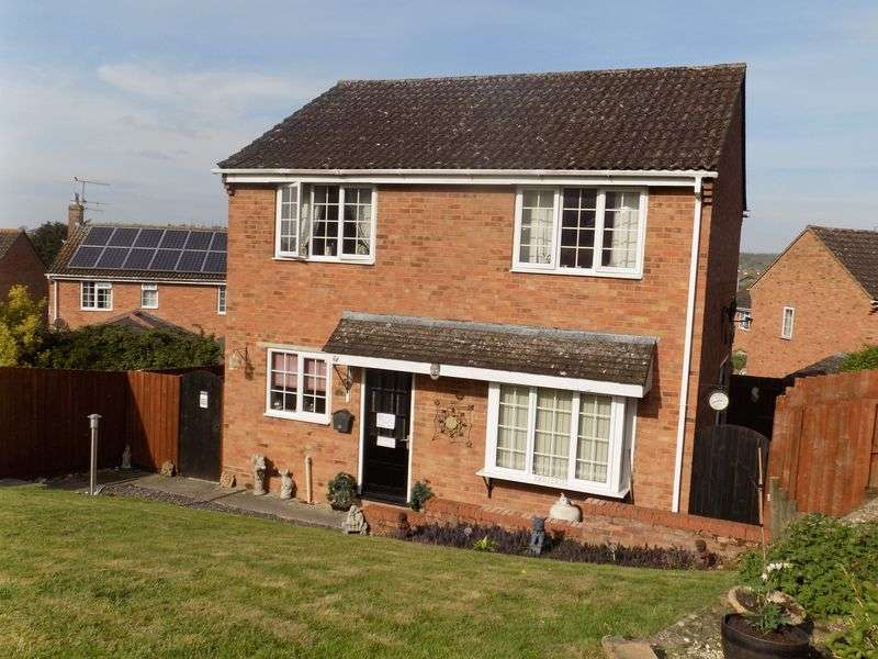 3 Bedrooms Detached House for sale in Cloverlands, Haydon Wick