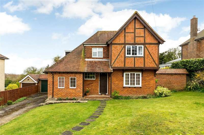 3 Bedrooms Detached House for sale in Bereweeke Avenue, Winchester, Hampshire, SO22