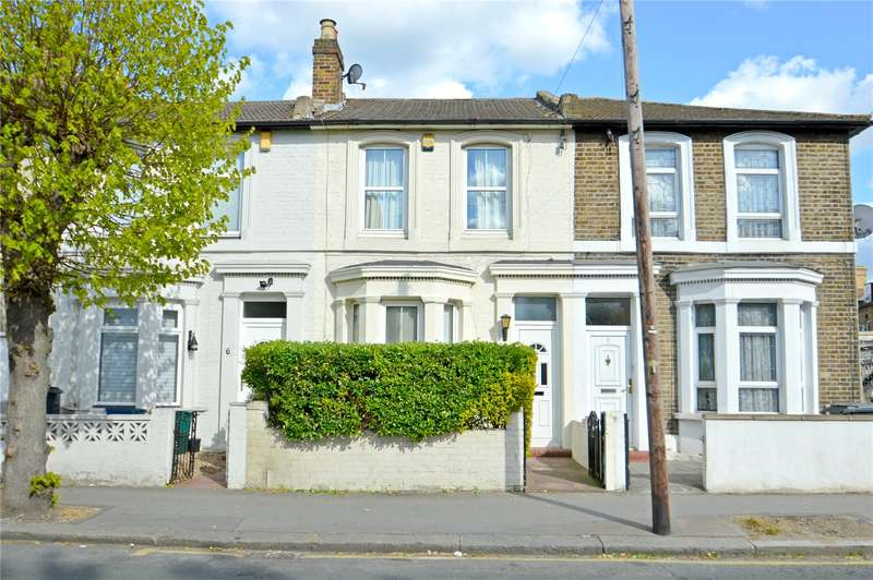 2 Bedrooms House for sale in Davidson Road, Croydon
