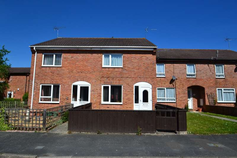 2 Bedrooms Terraced House for sale in Canford Heath