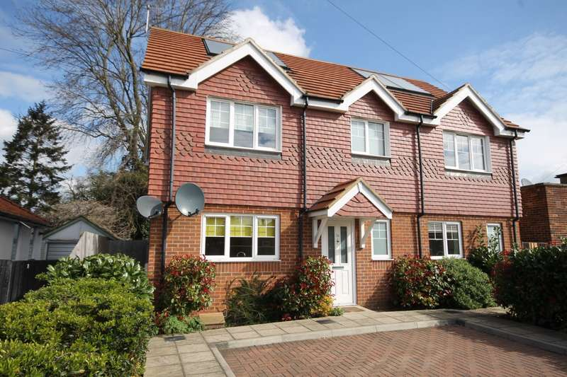 3 Bedrooms Semi Detached House for sale in Witheygate Avenue, Staines-Upon-Thames, TW18