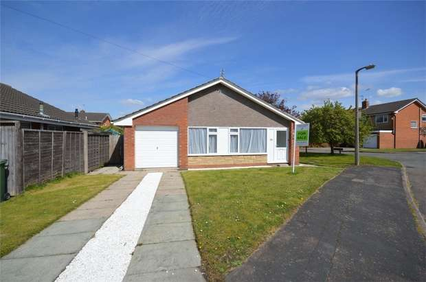 3 Bedrooms Detached Bungalow for sale in Inley Road, Spital, Merseyside