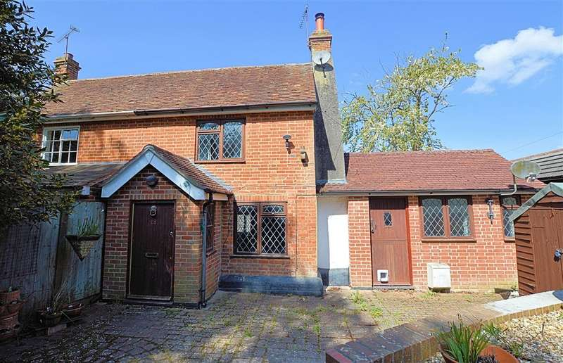 2 Bedrooms Semi Detached House for sale in Fairlawn Road, Tadley, RG26