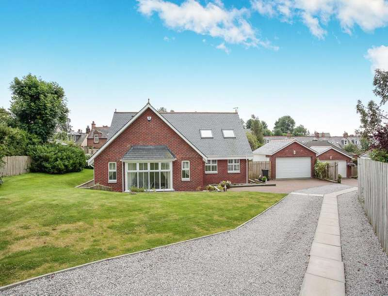 5 Bedrooms Detached House for sale in Parkfoot Meadows, Dumfries, DG1