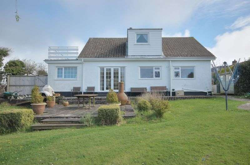4 Bedrooms Detached House for sale in Tyn Y Cae, Trepit Road, Wick, Vale of Glamorgan, CF71 7QL