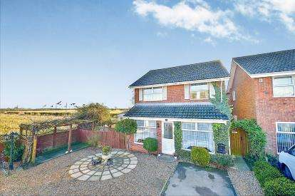 4 Bedrooms Detached House for sale in Hotch Croft, Cranfield, Milton Keynes, Beds