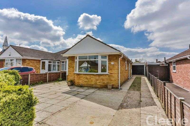 3 Bedrooms Semi Detached Bungalow for sale in Salisbury Avenue, Cheltenham