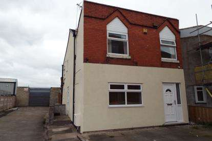 4 Bedrooms End Of Terrace House for sale in West Street, Crewe, Cheshire