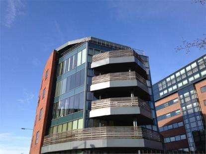 2 Bedrooms Flat for sale in Hurst Street, Liverpool, Merseyside, L1