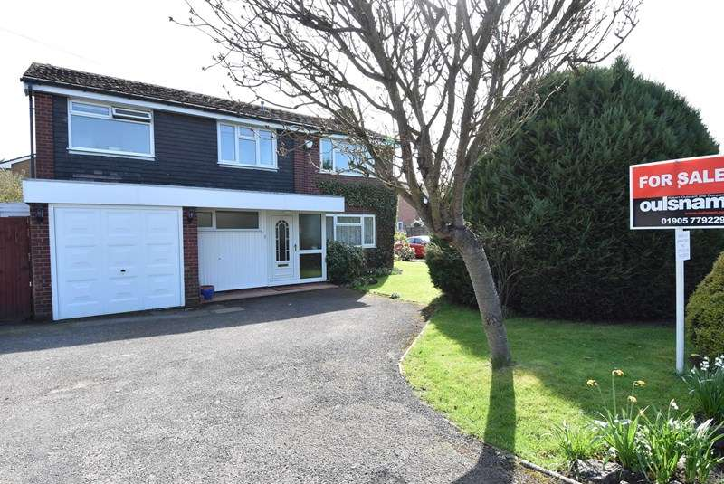 4 Bedrooms Detached House for sale in Tagwell Road, Droitwich