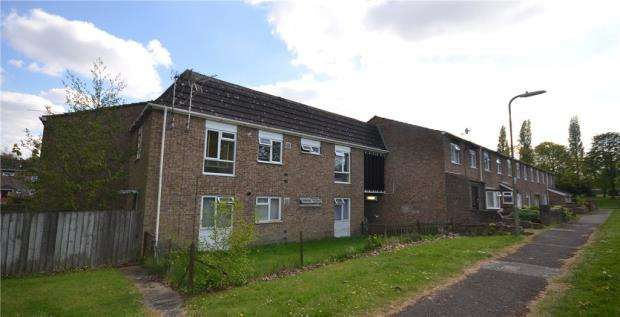 1 Bedroom Apartment Flat for sale in Gershwin Road, Basingstoke, Hampshire