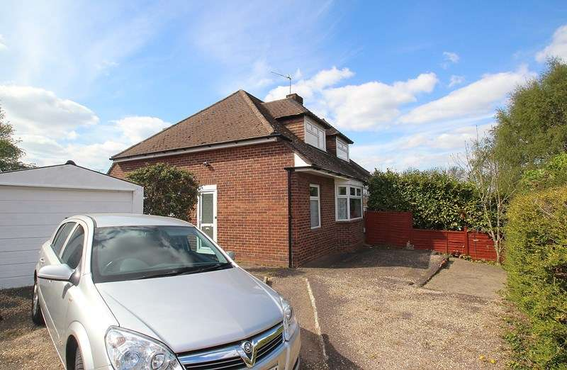 3 Bedrooms Semi Detached Bungalow for sale in Julie Avenue, Fareham