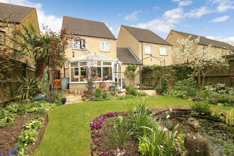 3 Bedrooms Semi Detached House for sale in Lechlade