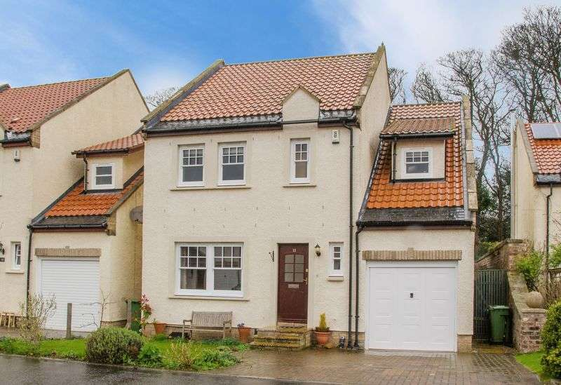 4 Bedrooms Detached House for sale in 11 Bielside Gardens, West Barns, Dunbar, East Lothian, EH42 1WA