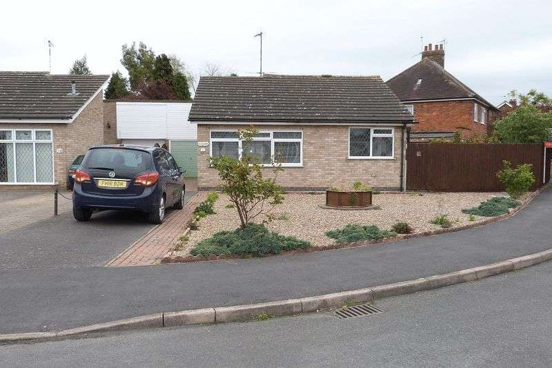 2 Bedrooms House for sale in Brookfield Avenue, Syston