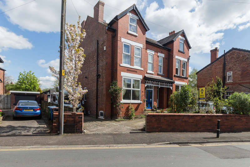 5 Bedrooms Semi Detached House for sale in Mersey Road, Heaton Mersey