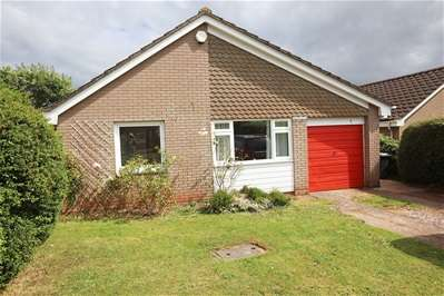 4 Bedrooms Detached Bungalow for sale in Churscombe Park, Marldon, Paignton