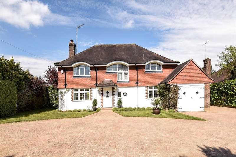 3 Bedrooms House for sale in Batchworth Lane, Northwood, Middlesex, HA6