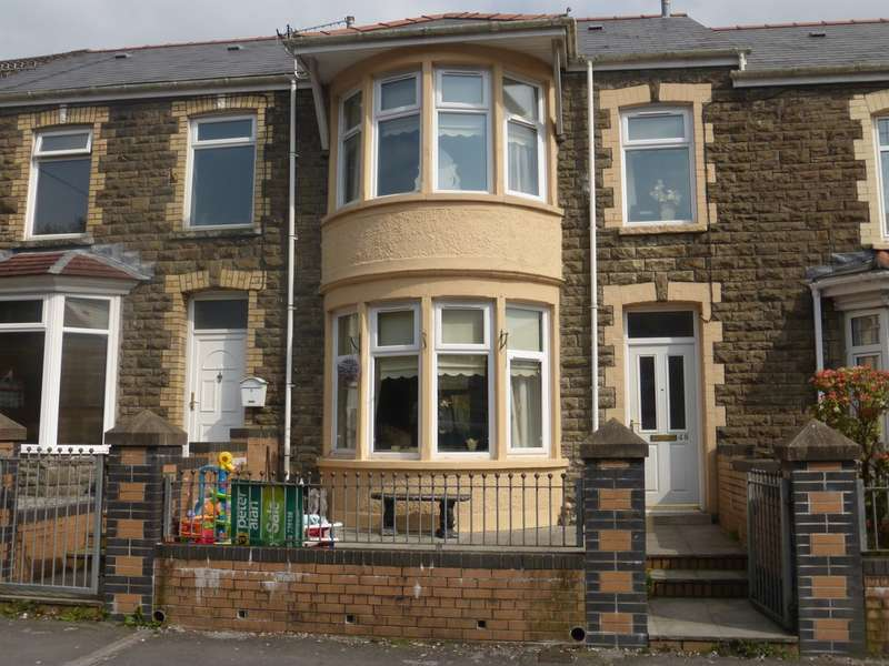 4 Bedrooms Terraced House for sale in Hermon Road, Maesteg