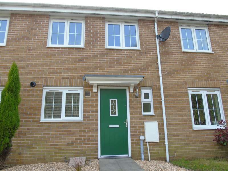 2 Bedrooms Terraced House for sale in Maes Y Ffynnon, Ynysboeth, Mountain Ash