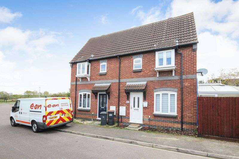 1 Bedroom Semi Detached House for sale in The Meadows, Stewartby