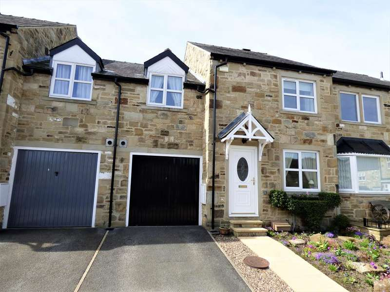 3 Bedrooms End Of Terrace House for sale in Birkdale Court, Low Utley, Keighley, BD20 6UG