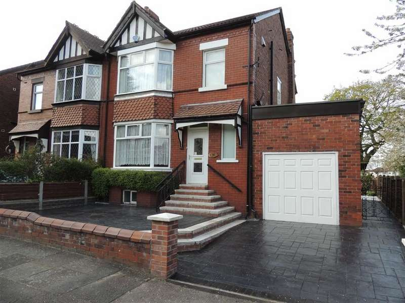 3 Bedrooms Property for sale in Wellfield Road, Offerton, Stockport