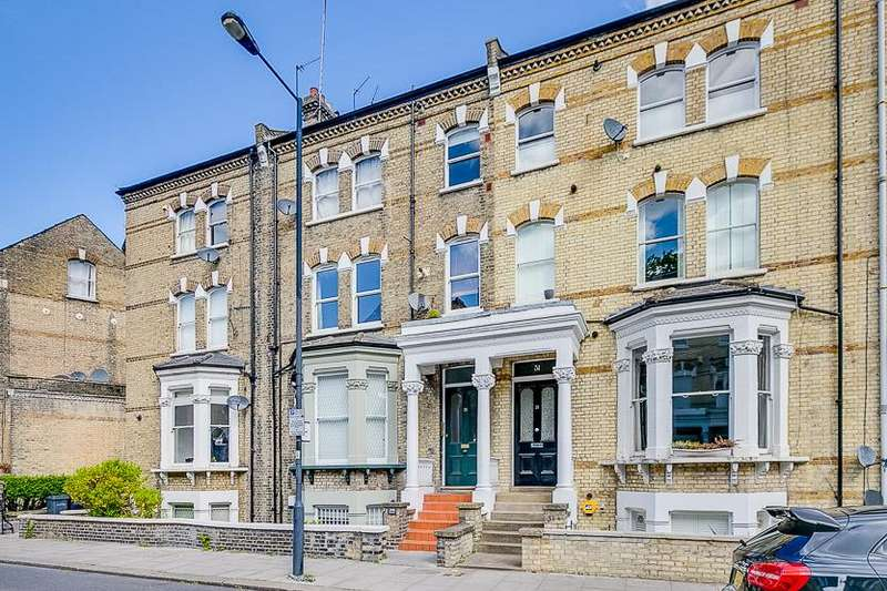 1 Bedroom House for sale in Edith Road, London, W14