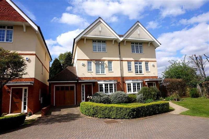 4 Bedrooms Property for sale in Winchester Close, Bromley