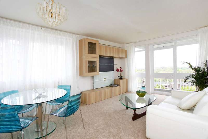 1 Bedroom Flat for sale in Boundary Road, St John's Wood, NW8